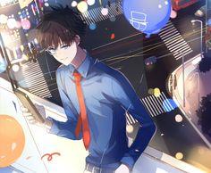 Embedded Conan Comics, Detektif Conan, Magic Kaito, Cute Anime Boy, I Love Anime, Anime Boys, Juvia And Gray, Detective Conan Shinichi, Magic For Kids