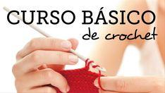 ¿Quieres aprender a tejer desde cero? Cadenas, punto bajo, punto alto... Con este curso básico de crochet o ganchillo para principiantes iremos avanzando pas...
