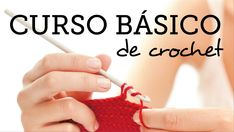 CLASE 1: Nudo Deslizado y Cadenas - Curso Básico de Crochet para Princip...