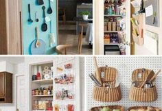 35 Affordable Kitchen Storage Ideas, An excellent method to start out is by selecting all you think you might have to have in the kitchen. In order to make such a kitchen functional and l. Small Kitchen Organization, Kitchen Storage, Design Your Kitchen, Interior Design Kitchen, Small Kitchen Furniture, Tiny House Appliances, Home Storage Solutions, Storage Ideas, Kitchen Arrangement