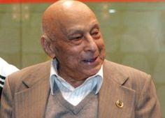 Squash Great Hashim Khan Dies