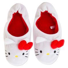 Hello kitty room shoes #Rakutenichiba