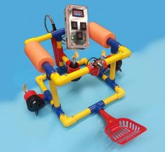 MATE - Marine Advanced Technology Education :: PufferFish ROV Kit