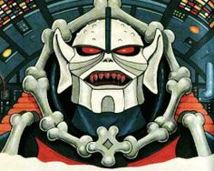 Hordak, why you so evil all the time?