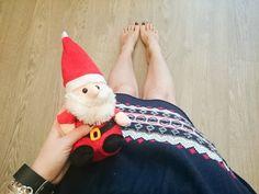 #christmas #santa  #christmaslook #chritmasootd
