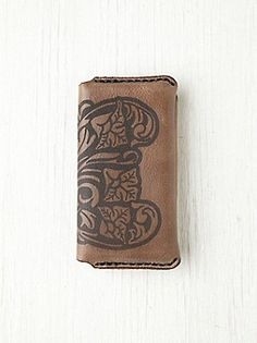 3709937984f Iphone 4 wallet Free People Tattoo