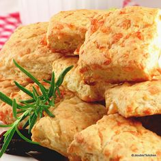 Cheese Bread Rolls by doublekitchen.blogspot.com.