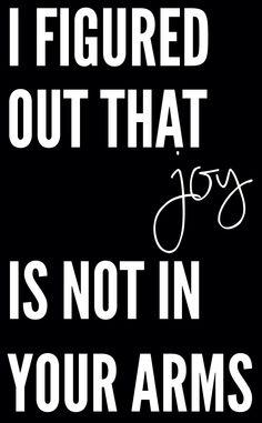 Joy - Ellie Goulding