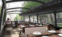 Frankreich: Kulinarische Bustouren durch Paris   (rf) 2010 wurde die französische Esskultur wird zum immateriellen Kulturgut der UNESCO ernannt. Diese kann man neuerdings auch bei Stadtrundfahrten durch die französische Hauptstadt erleben. - Link: http://www.reisefernsehen.com/reise-news/reise-news-europa/frankreich-kulinarische-bustouren-durch-paris.php