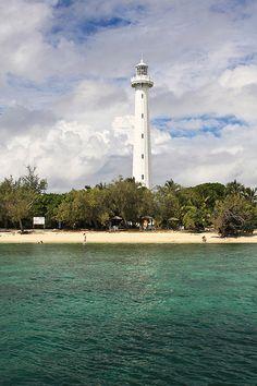 Amédée Lighthouse, Nouméa New Caledonia   by Raphael Vignes