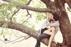 ...and sitting in a tree: K-I-S-S-I-N-G