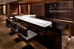 LumiSheet. Evo-lite. Fawoo Tech. quartz bar, bar tops, lumisheet provid, light box, luxuri yacht, yacht illumin, yachts, evolit