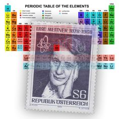 Meitnerium, symbol Mt with atomic number 109, is first synthesised 29 August 1982. http://www.zeboose.com