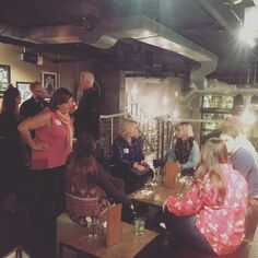 Such an amazing turn out for our member Meet & Greet!! Thank you @cafe_4  for hosting!!! #knoxville #knoxvilletn #cafe4 #meetandgreet #themezz #ilovelocalknoxville