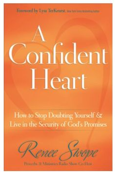 "Work through our thirteenth, past #P31OBS (on your own or with friends) on Renee Swope's book, ""A Confident Heart."" *Do you ever feel like you're not good enough, smart enough, or valuable enough? Overcome self-doubt with powerful Biblical truths! 