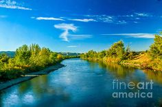 Peaceful Payette River: http://fineartamerica.com/profiles/robert-bales/shop/all/all/all