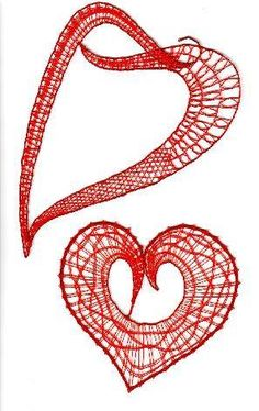 Hobby, Pattern, Ideas, Lace Heart, Love, Weddings, Patterns, Model, Thoughts