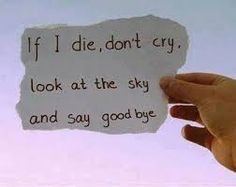 sad goodbye quotes - Google Search