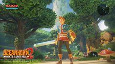 Indie Zelda-Like OceanhornIs Getting A Sequel