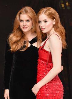 Die schönsten Red Heads Hollywoods