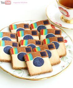 Instagram Cookies - Eugenie Kitchen