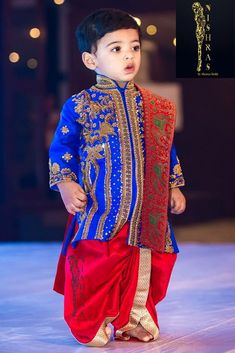 New Baby Boy Hairstyles Indian Ideas Baby Boy Dress, Baby Boy Outfits, Kids Outfits, Kids Indian Wear, Kids Ethnic Wear, Traditional Dresses For Kids, Kids Dress Collection, Jewelry Collection, Kids Wear Boys