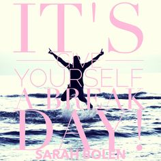 It's give yourself a break day! -----Girlboss! Faith! Inspiration! Build a life you don't need a vacation from! Enabler of dreams! Mompreneur! Bling! 5 Star Diamond Combined Beachbody Coach Sarah Bolen P90X, INSANITY, PIYO, T25, SHAKEOLOGY, 21 DAY FIX www.sarahbolen.com @iwant_toinspireyou INSPIRATION MOTIVATION SUPPORT FAITH Beachbody On Demand CIZE FIXATE-Hammer and Chisel 22 MIN HARD CORPS, Country Fix