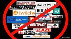 The New War on Conservative Media: Censoring conservative voices from social media - http://conservativeread.com/the-new-war-on-conservative-media-censoring-conservative-voices-from-social-media/