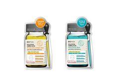 Bio max solution amino acid mask pack on Behance