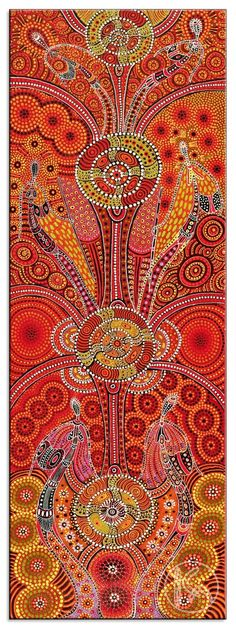 Australian Aboriginal Art by alfreda