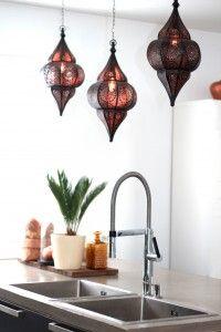 Blogg — by Rust Concrete Kitchen, Rust, Scandinavian, Kitchens, Ceiling Lights, Lighting, Design, Home Decor, Modern
