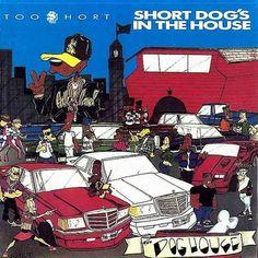 LEVYKEIDAS: Too Short: Short Dog's in The House (1990)