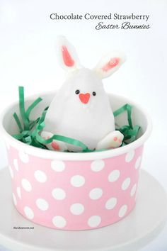 These treats are delicious, adorable, and festive! Easter is such a fun holiday and a great way to welcome in Spring baking! You can make them for any Easter celebration or enjoy a fun day in baking with your kids and friends! Hoppy Easter, Easter Bunny, Easter Eggs, Easter Food, Easter Dinner, Easter Party, Easter Games, Easter Chocolate, White Chocolate
