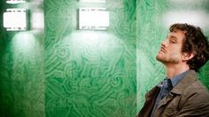 'Hannibal': Malachite wallpaper