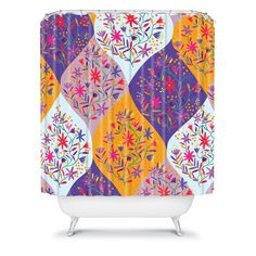 Joy Laforme Moroccan Party 2 Shower Curtain