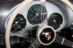 Porsche 550 Spyder cockpit :: eu-moto © Bernhard E   © :: eu-moto