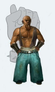1000+ images about Shadowrun Dwarf Male on Pinterest ...