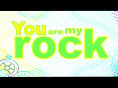 MY ROCK: A fun song track from Amber Sky Records! Comes with full mix and soundtrack version. Great for your #KidMin!