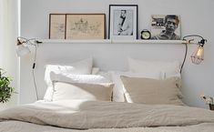 Sélection de chambres scandinaves - Rien de tel pour passer une bonne nuit qu'une chambre agréable. Vous envisagez peut-être de refaire la décoration de cette pièce si importante et bien aujo