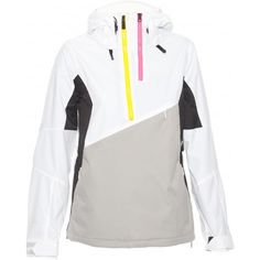 Volcom Sequoia Womens Snowboard Jacket - White