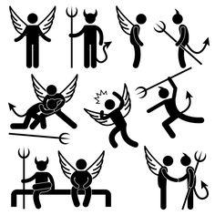 Desenho de asa de anjo - Desenhos para colorir - IMAGIXS