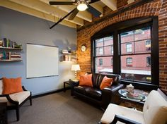 Stunning psychotherapy office - Google Search