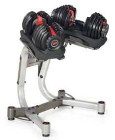 Bowflex SelectTech 552 Adjustable Dumbbells adjust from 5 to lbs lb. It's the perfect home gym solution. Dumbbell Exercises For Men, Best Abdominal Exercises, Dumbbell Workout, Best Adjustable Dumbbells, Adjustable Dumbbell Set, Build Muscle Mass, Gym Accessories, Bodybuilding Workouts, Gadgets