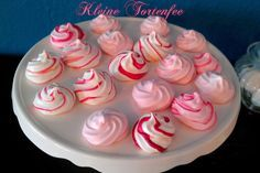 ♥ Kleine Tortenfee: Einfaches Baiser Rezept