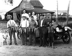 This old time grayscale #fishing photo print is available www.woodsyart.com