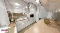 projekt wnętrza kuchni: http://marengo-architektura.pl/portfolio/projekt-wnetrza-krakow/