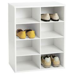 The Container Store > 8-Pair Shoe Organizer