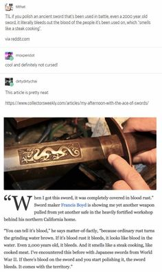 What if the blood is really the souls of the fallen, being washed away, finally? Tumblr Stuff, Tumblr Posts, Writing Prompts, Writing Tips, Wtf Fun Facts, Random Facts, A Silent Voice, The More You Know, Interesting History