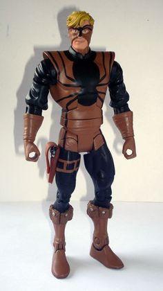 Tarantula (DC Universe) Custom Action Figure