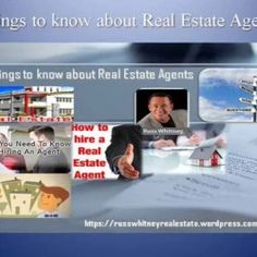 A real estate agent can provide many career opportunities.They make every possible effort of acquiring the right value even in the worst market condit